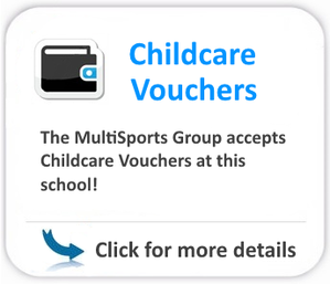 Childcare vouchers at MultiSports Amersham
